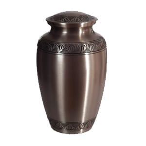 urne funéraire laiton