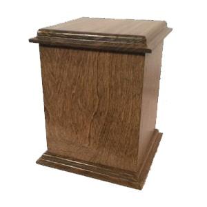 urne funéraire merisier noisetier